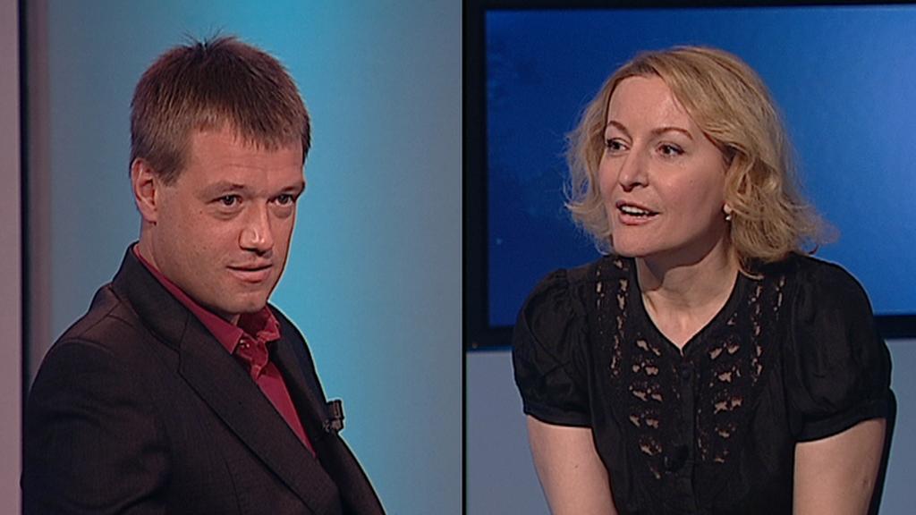 Alexandr Barabanov a Galina Andrejceva