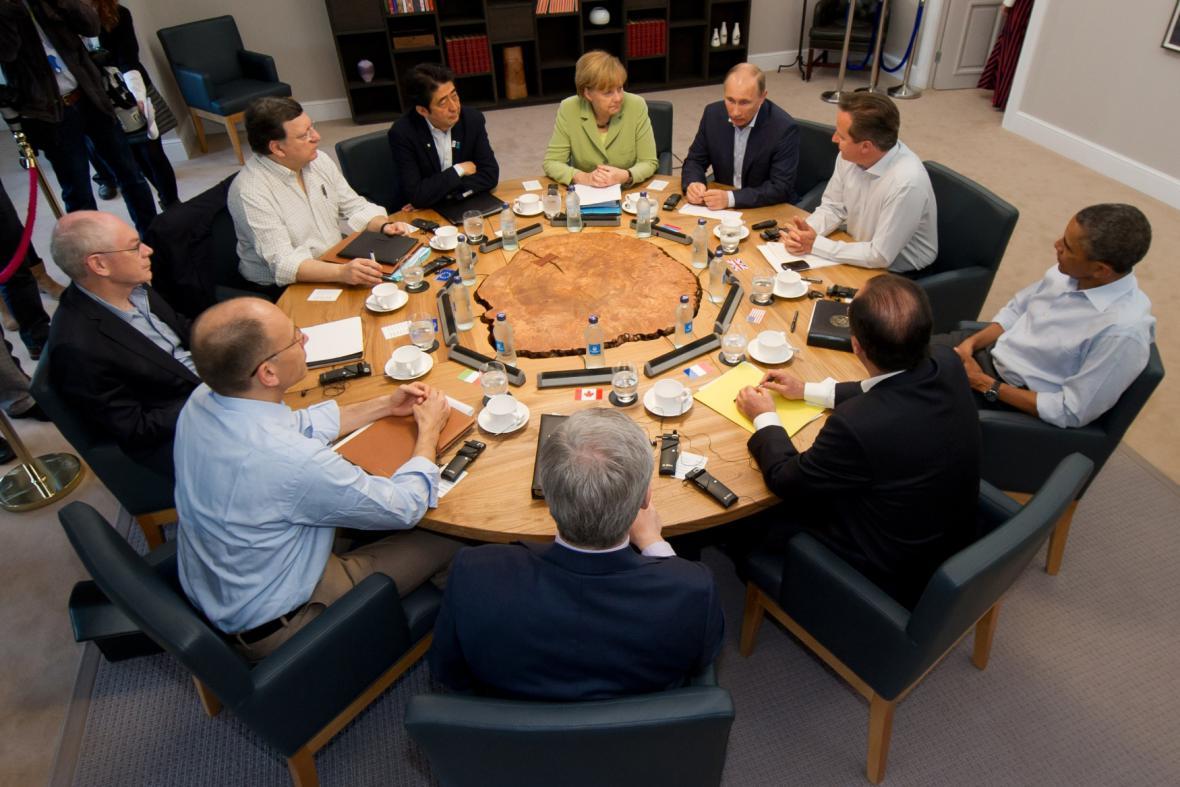 Summit zemí G8