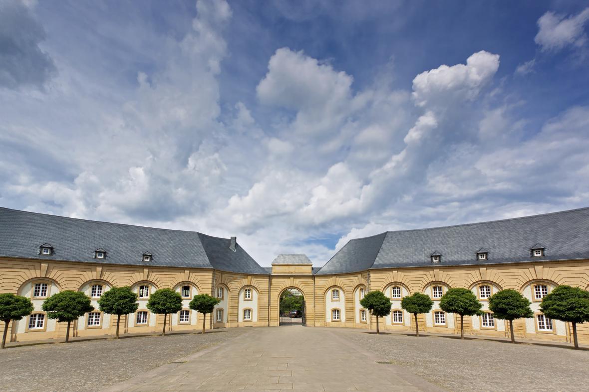 Opatství v Echternachu