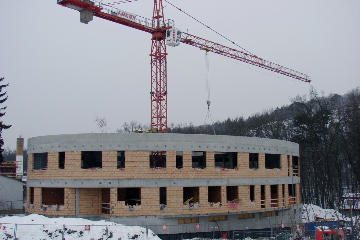 Stavba Elipsy