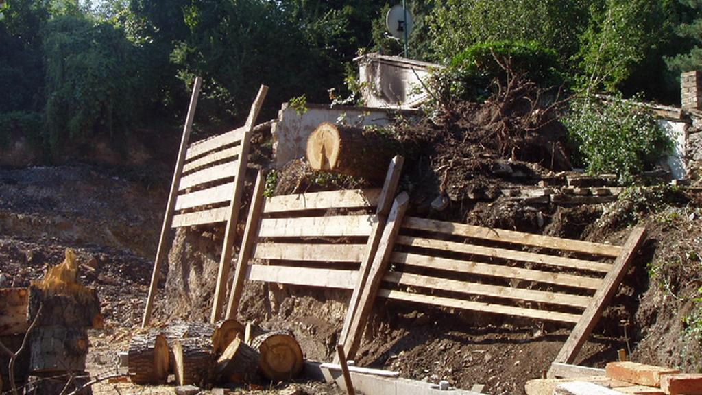 Parcela po demolici vily Blanky Matragi