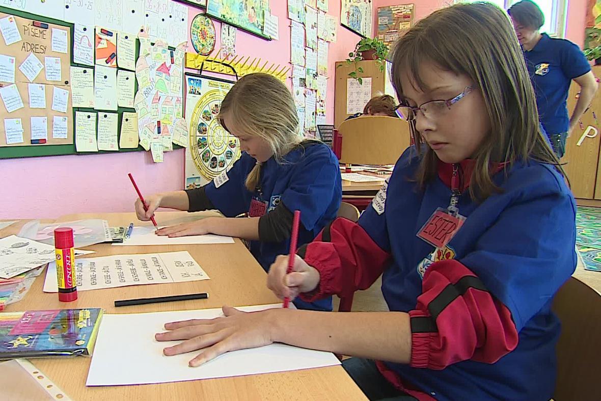 České a rakouské děti spolu stráví dva týdny