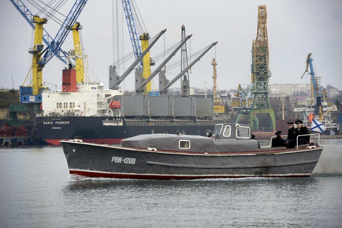 Přístav Sevastopol