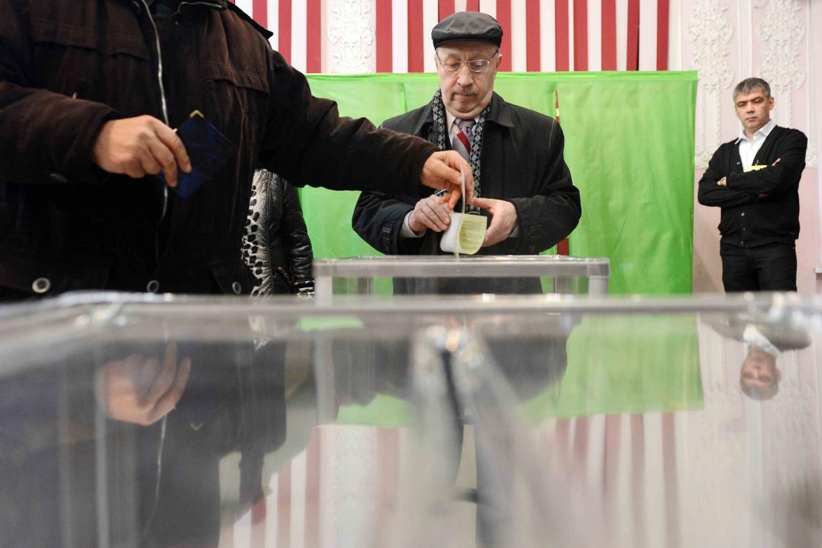 Referendum na Krymu