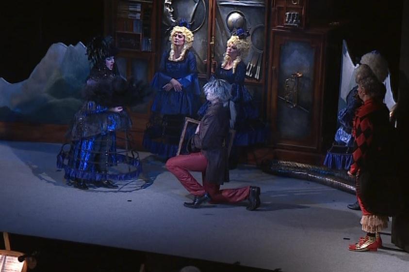 Divadlo Radost uvádí operu Kouzelná flétna