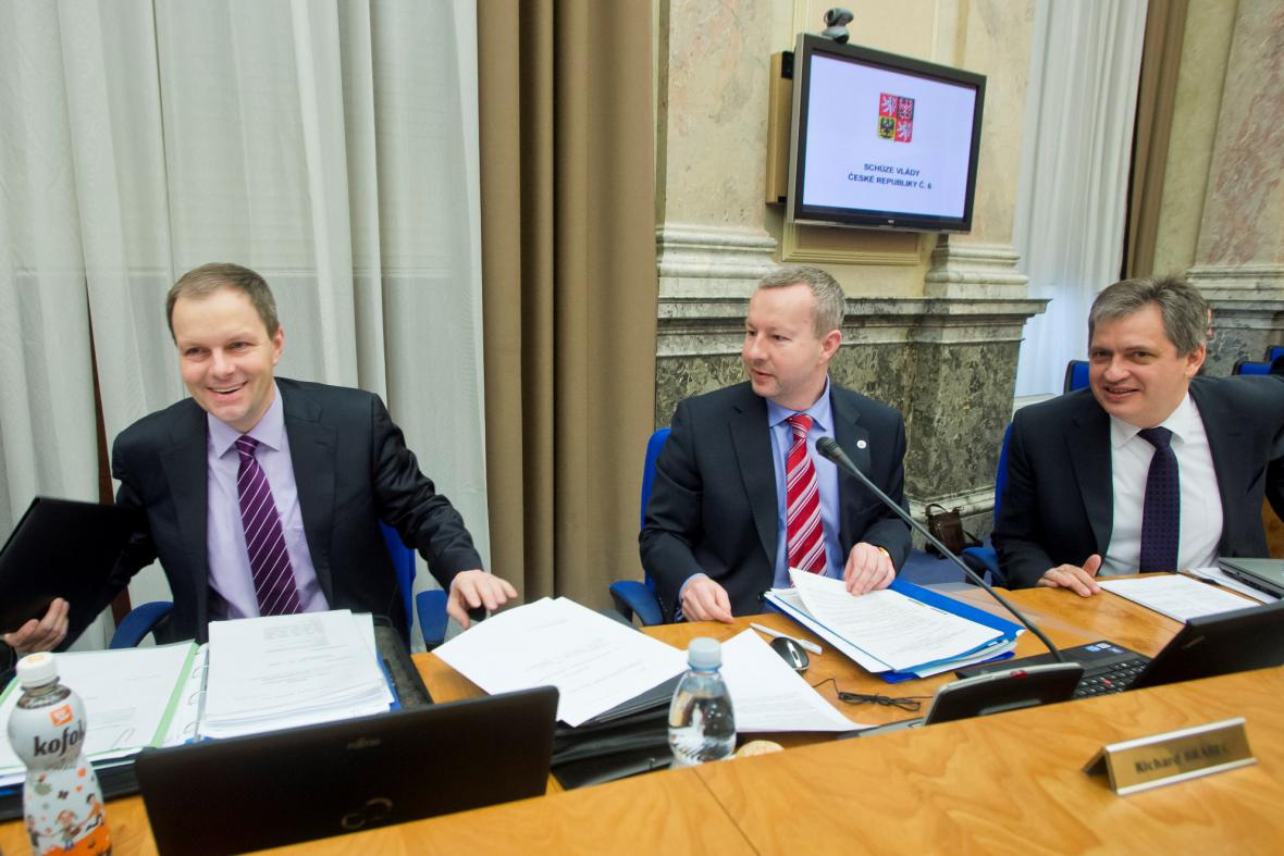Zasedání vlády