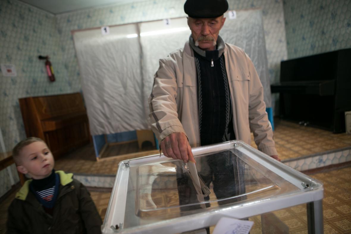 Referendum v Simferopolu