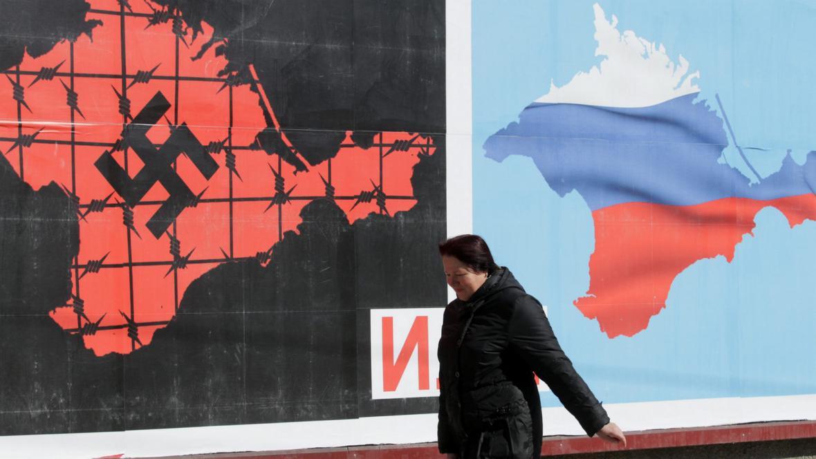 Referendum o připojení Krymu k Rusku