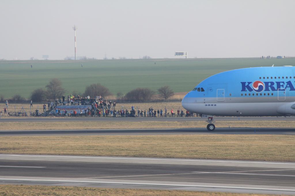 Airbus A380 Korean Air