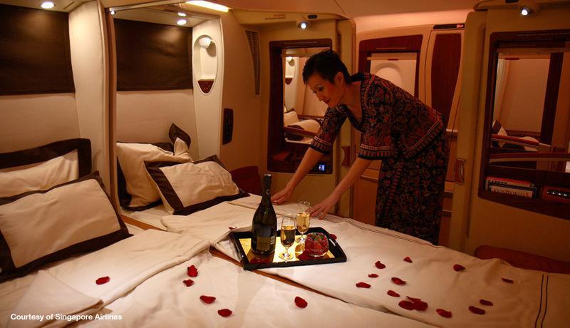 Airbus A380 singapurských aerolinek