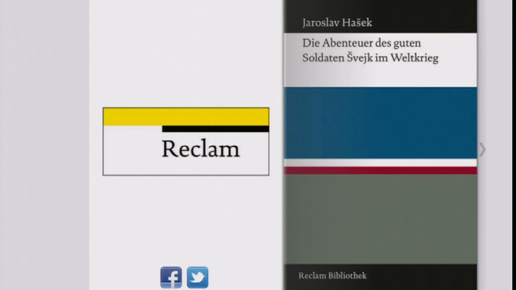 Nový německý překlad Haškova Švejka