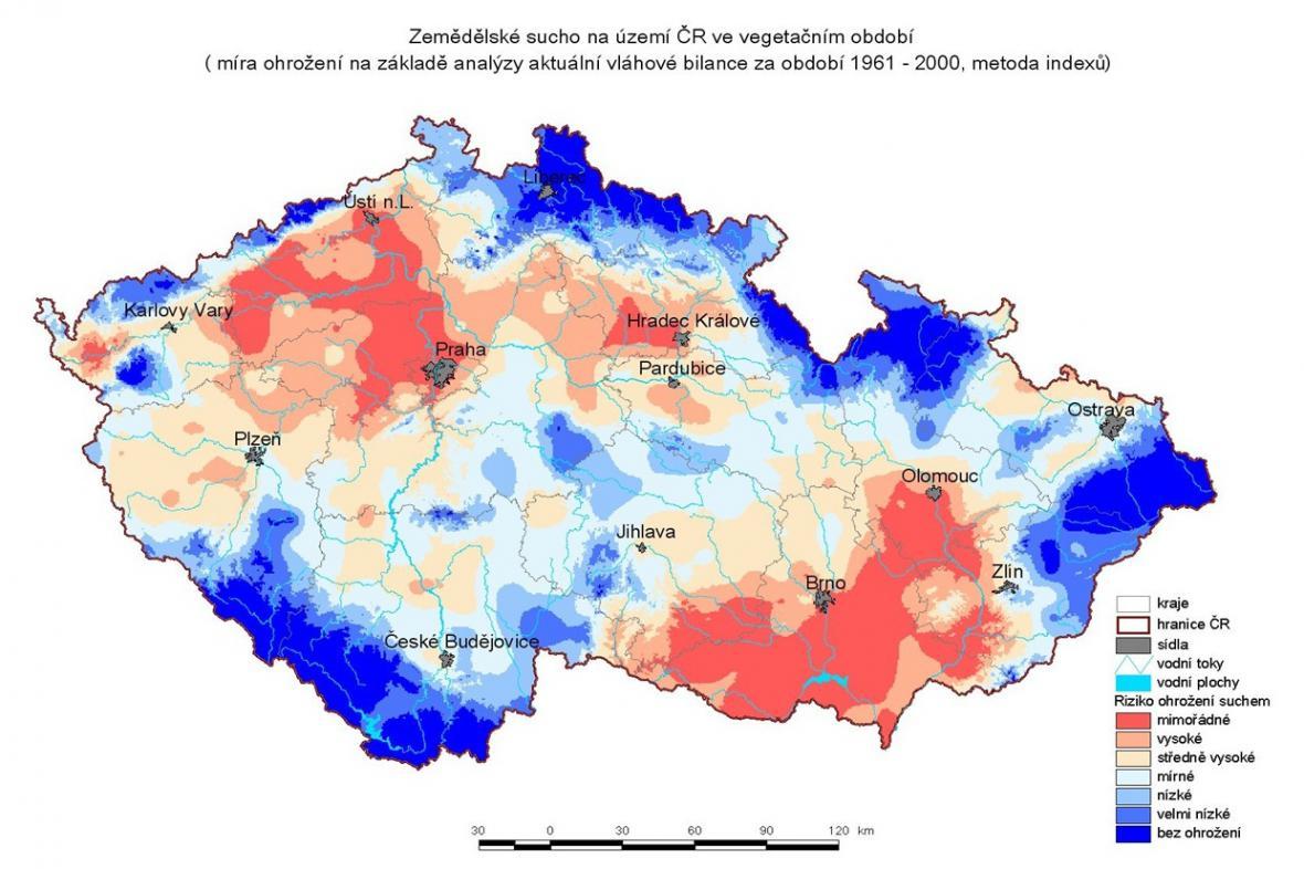Zemědělské sucho