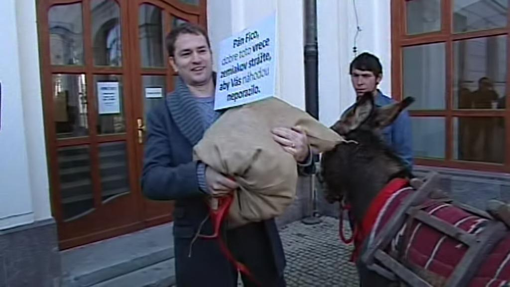 Fica by porazil i pytel brambor, hlásí poslanec Igor Matovič