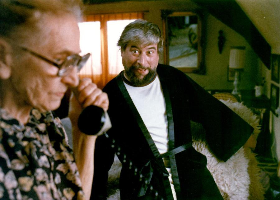 Faunovo velmi pozdní odpoledne (1983)