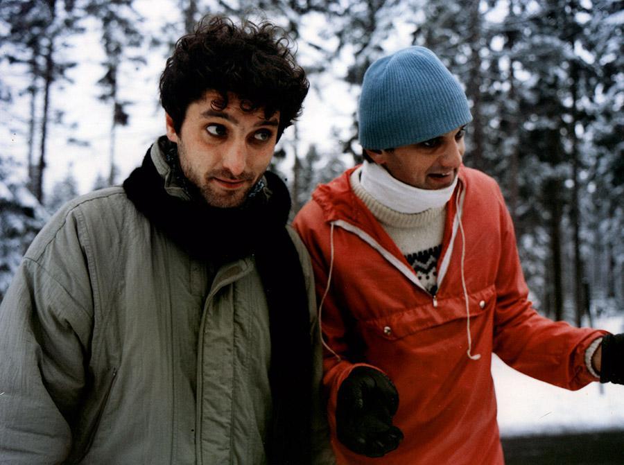 Kopytem sem, kopytem tam (1988)