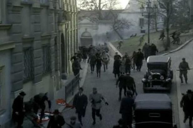 Hitler: vzestup zla (natáčeno v Brně)