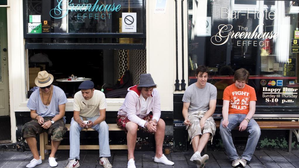 Zákazníci coffee shopů