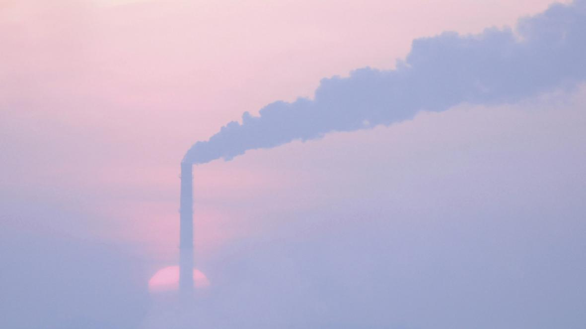 Znečištěné ovzduší