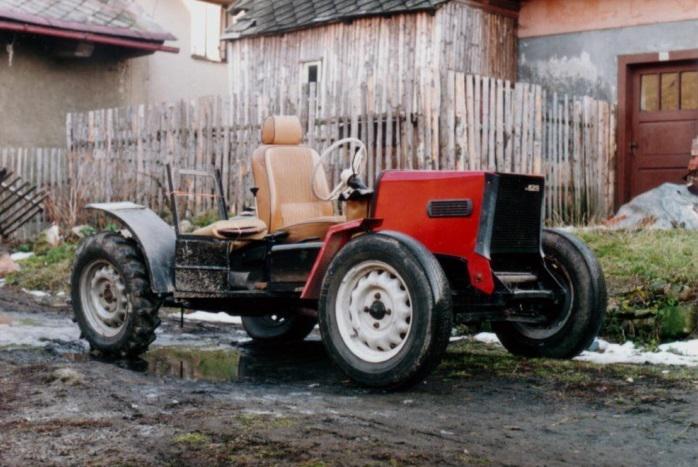 Marek Rejent / traktor