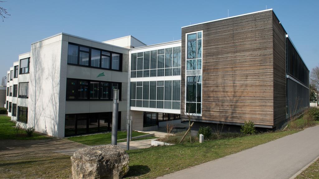 Škola ve Winnendenu - dějiště tragické střelby z roku 2009