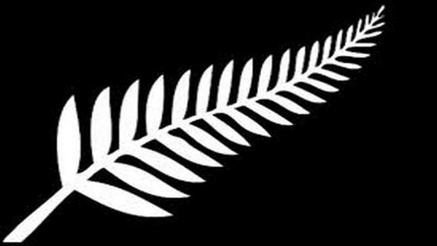 Neoficiální novozélandská vlajka
