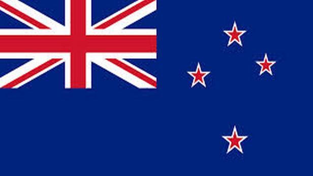 Stávající vlajka Nového Zélandu
