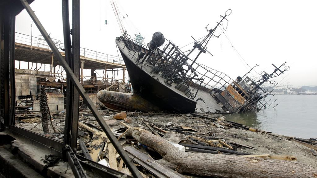 Japonské zemětřesení a tsunami