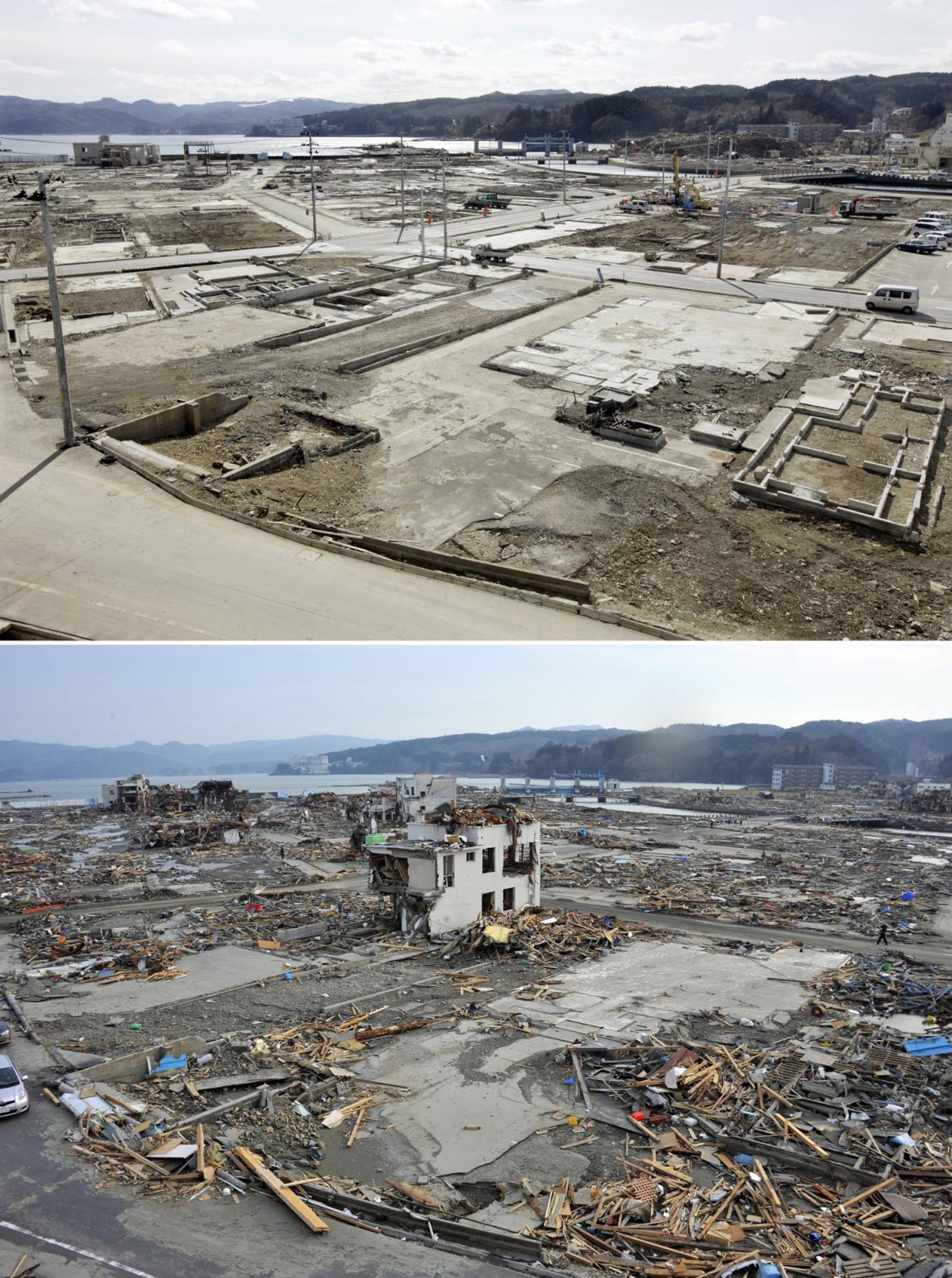 Shizugawa - 16. 2. 2012 a 14. 3. 2011