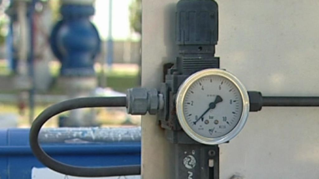 Těžba břidlicových plynů