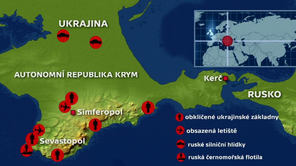 Situace na Krymu