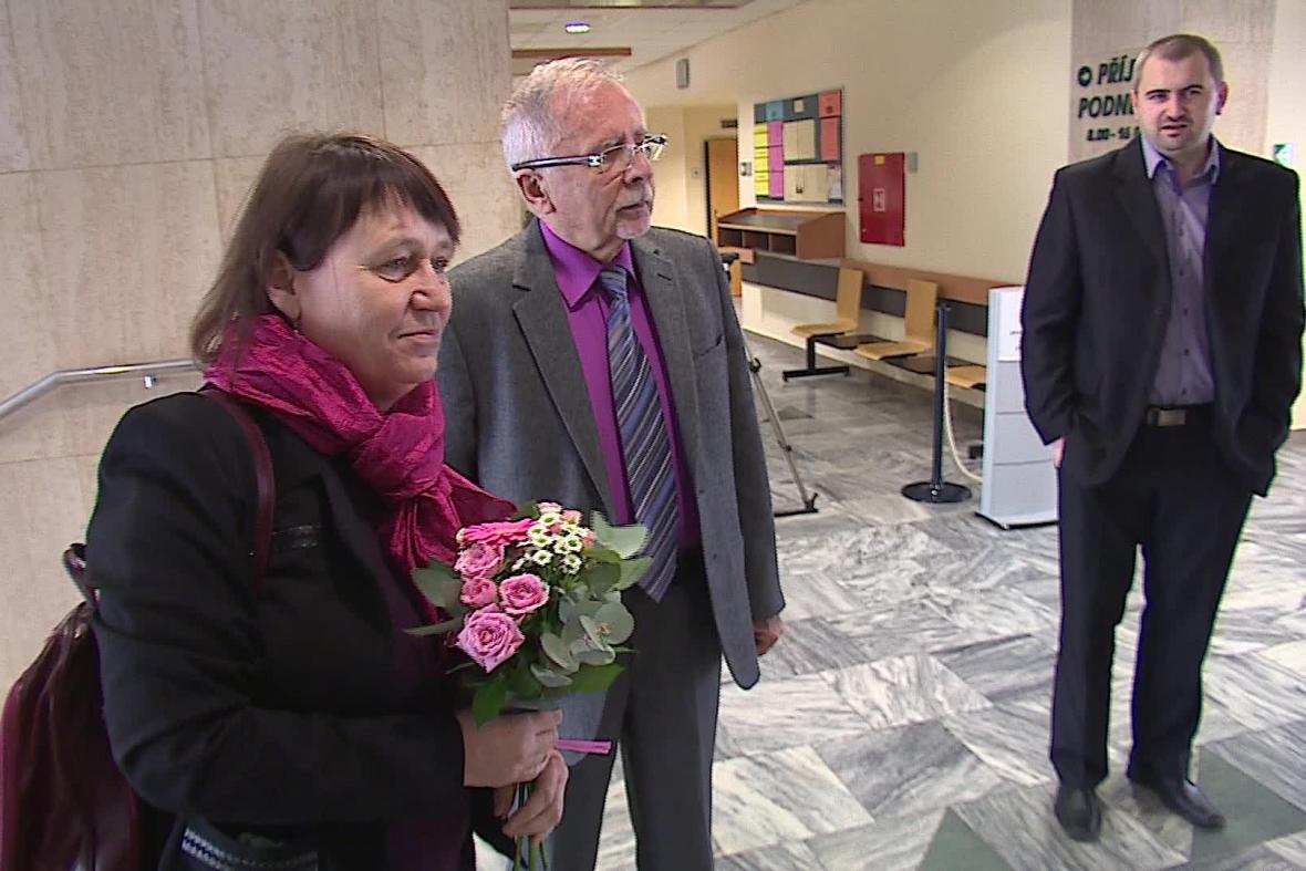 Ombudsmanku přivítal její zástupce Stanislav Křeček