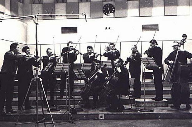 Janáčkův komorní orchestr v roce 1969
