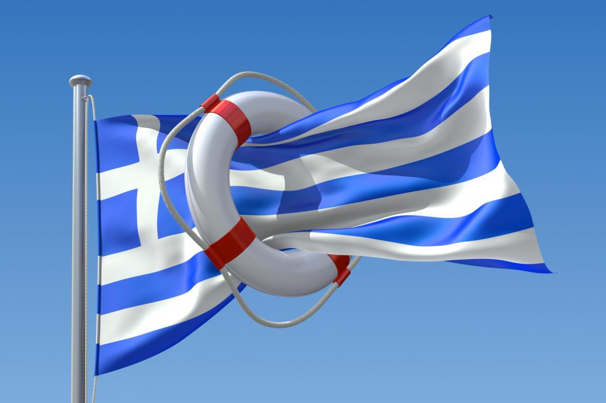 Záchrana Řecka