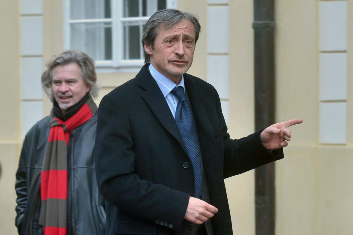 Martin Stropnický (ANO)