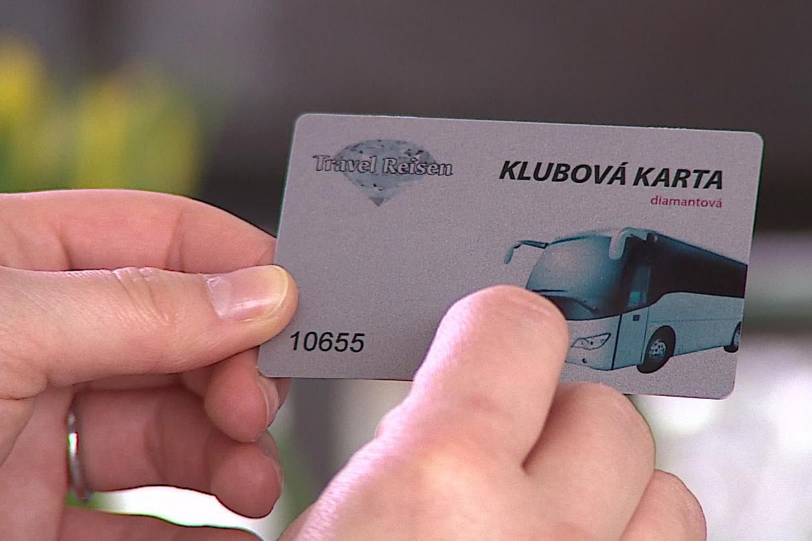 Klubová karta za 30 tisíc měla fungovat jako kreditní