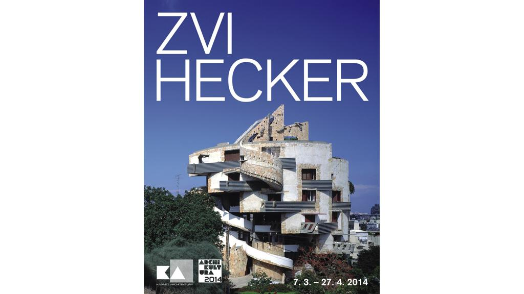 Plakát - Zvi Hecker