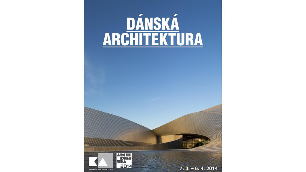 Plakát - Dánská architektura