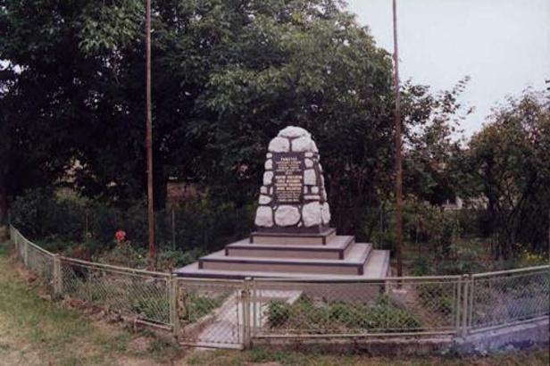 Památník selského povstání z  roku 1821