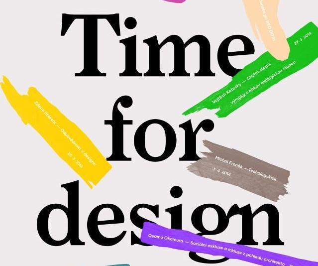 Time for design na UMPRUM