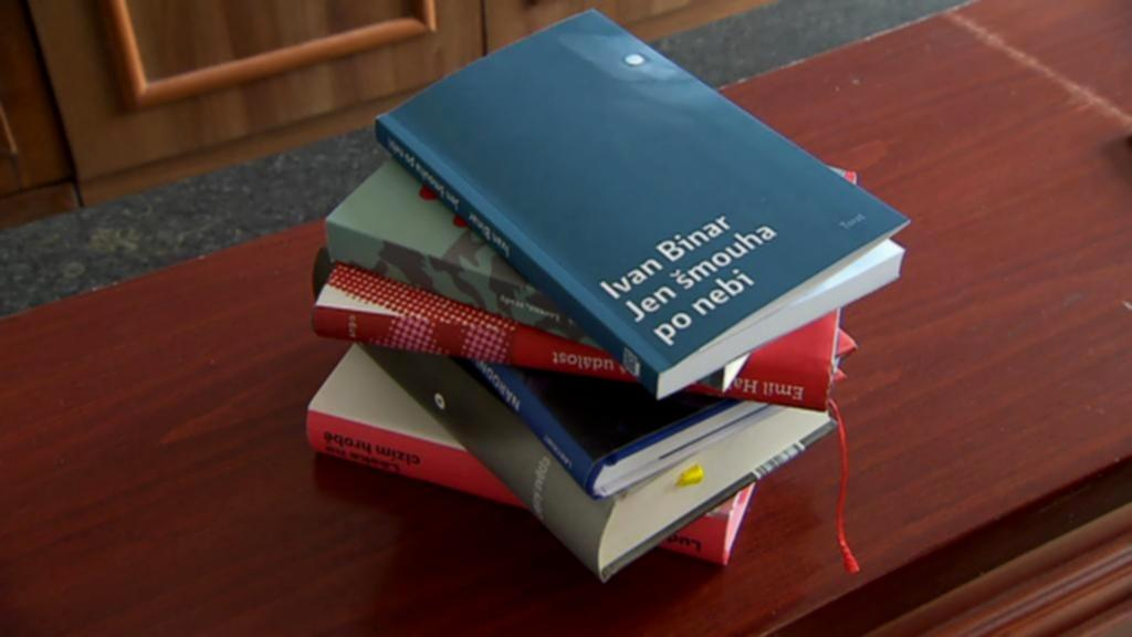 Knihy nominované na Literu za prózu roku 2013