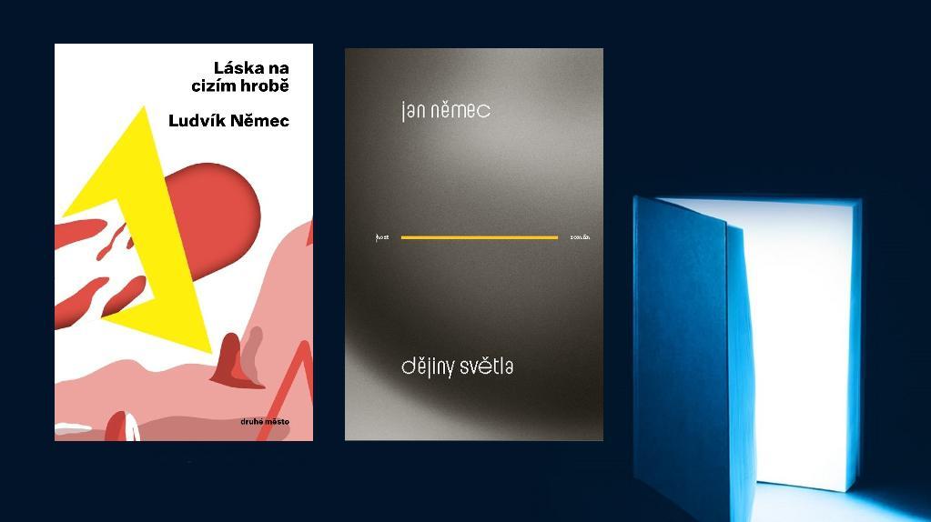 Knihy Jana a Ludvíka Němcových
