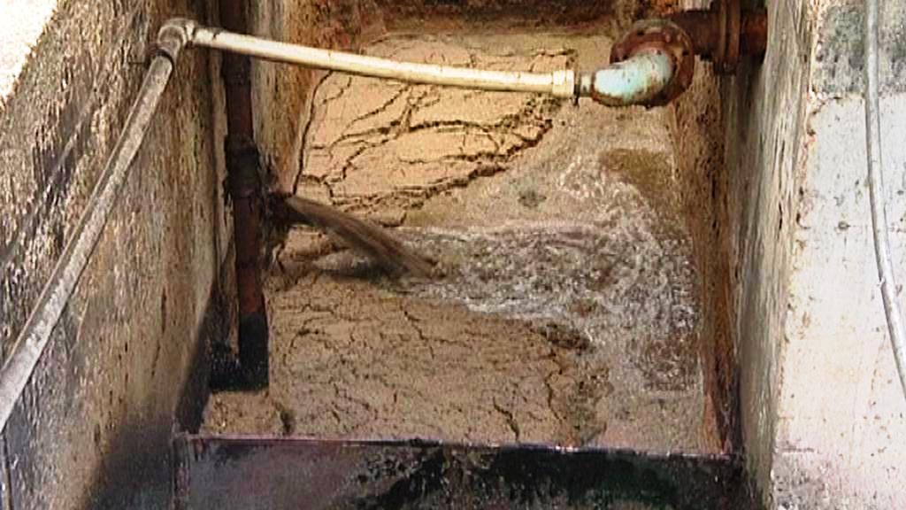 Tuky v kanalizaci