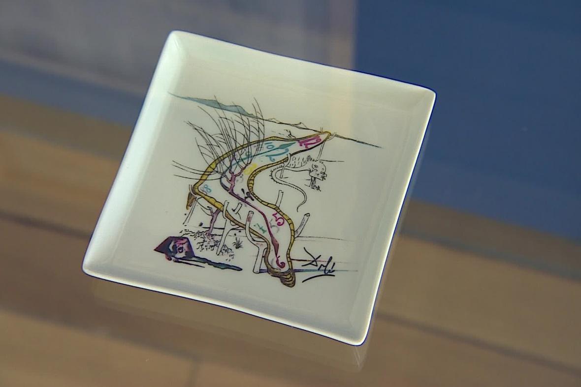 Méně známá díla Salvadora Dalího