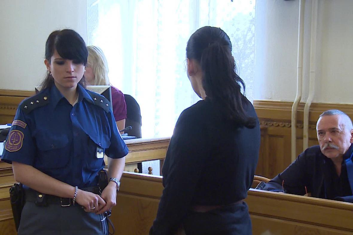 Soud ženě vyměřil výjimečný trest