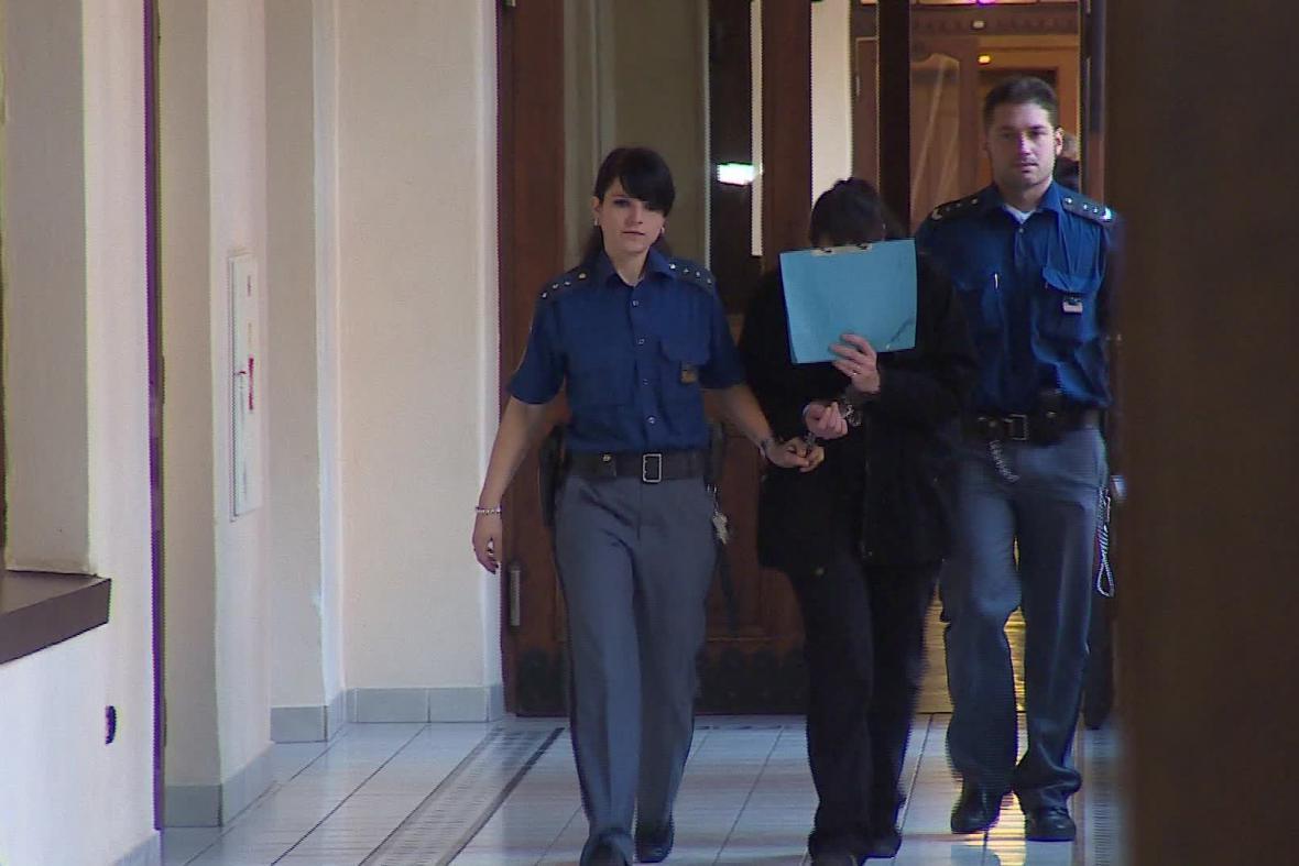 Žena si trest odpyká ve věznici se zvýšenou ostrahou