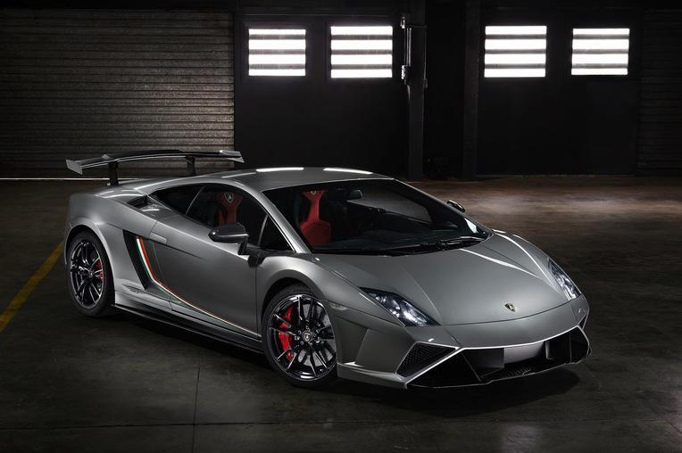Lamborghini Gallardo LP570-4 Squadra Cors