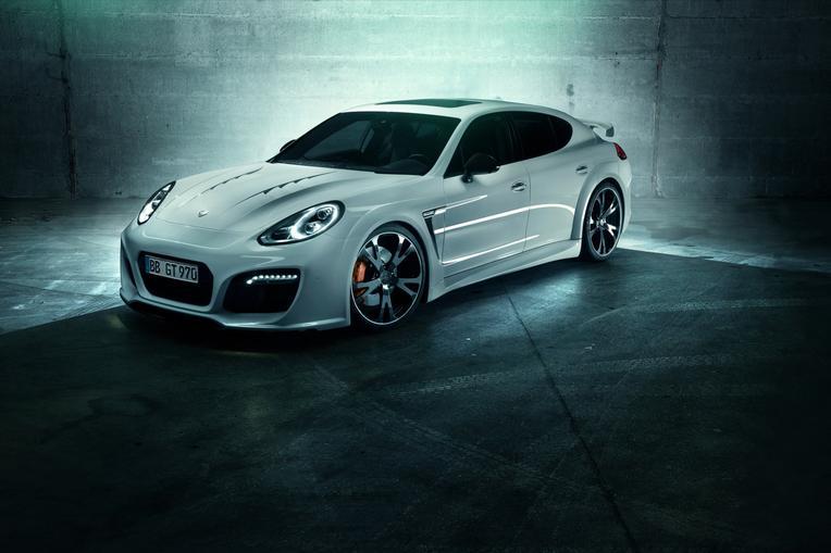 Porsche Panamera Turbo Executive s TECHART GrandGT