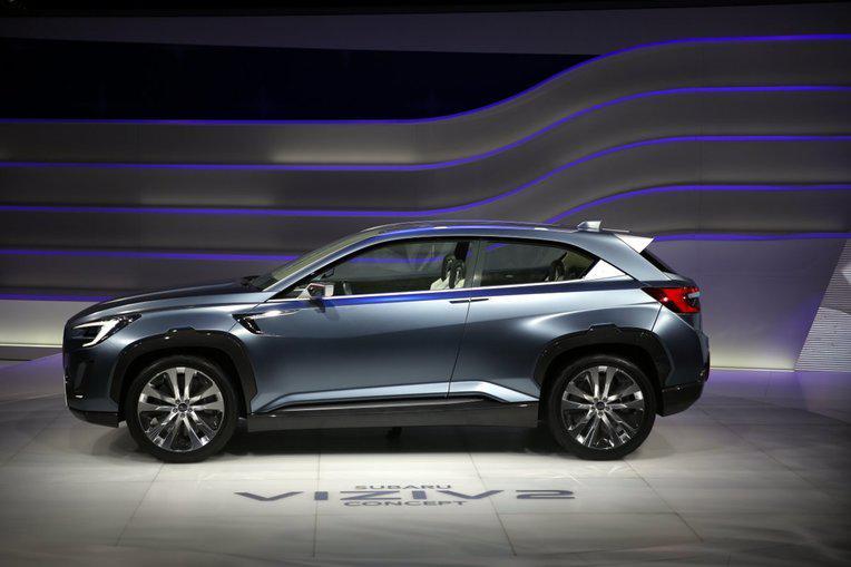 Subaru Concept VIZIV 2