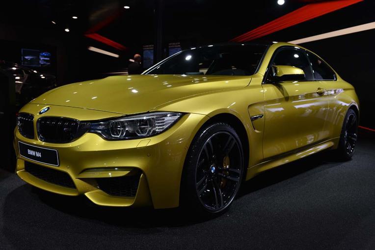 BMW M4 Coupe se představilo na evropské premiéře