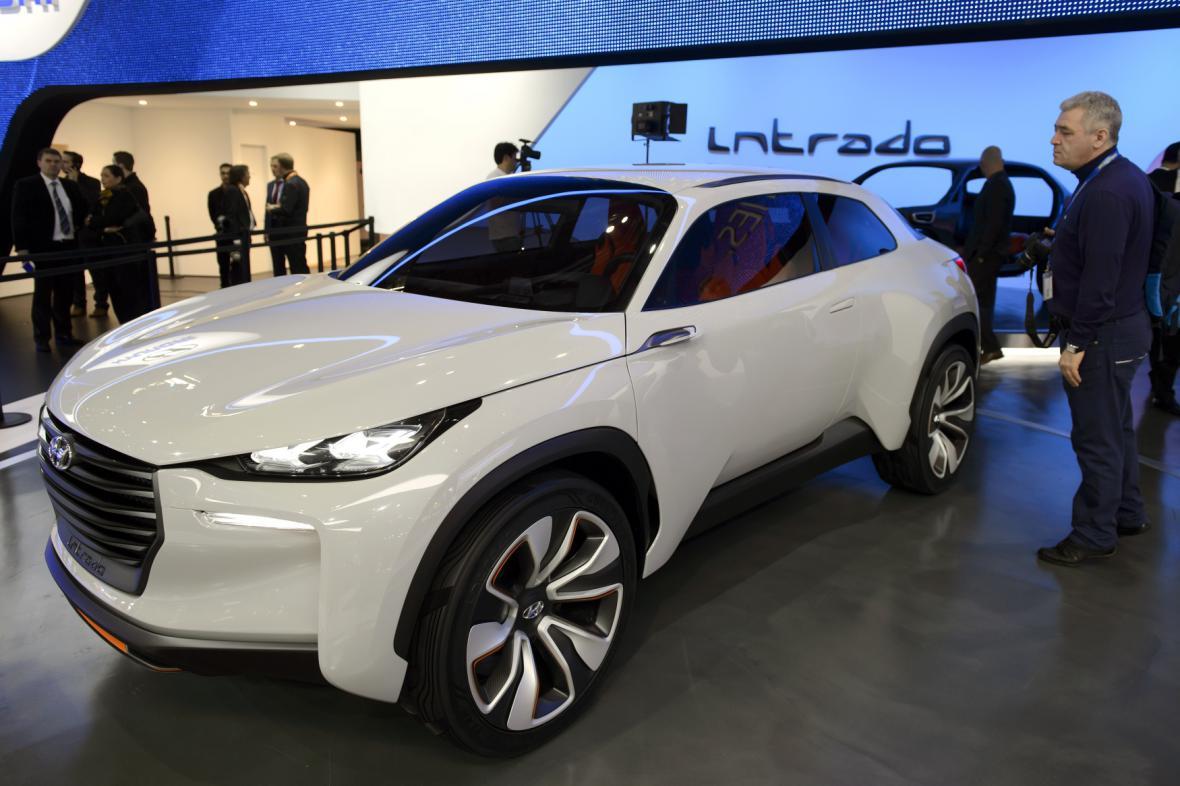 Hyundai Prototype Intrado